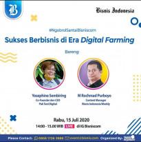 Sukses Berbisnis di Era Digital Farming