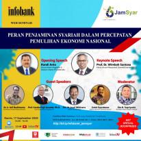 Peran Penjaminan Syariah Dalam Percepatan Pemulihan Ekonomi Nasional