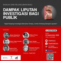 Dampak Liputan Investigasi Bagi Publik