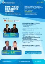 Business Coaching Series