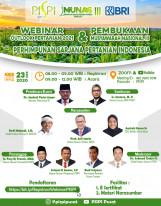 Webinar Outlook Pertanian 2021 & Pembukaan Musyawarah Nasional III
