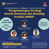 Pengembangan Strategi Desain Kemasan dan Branding Produk UMKM
