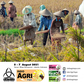 INDO AGRI EXPO THE 3RD INTERNATIONAL EXHIBITON ON FARM AND AGRICULTURAL INDUSTRY & SUPPLY EXPO