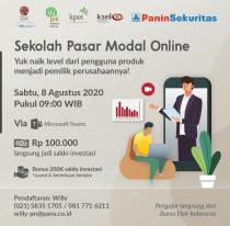 Sekolah Pasar Modal Online