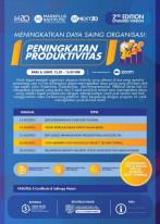 Meningkatkan Daya Saing Organisasi : Peningkatan Produktivitas