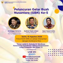 Peluncuran Gelar Nusantara (GBN) Ke-5