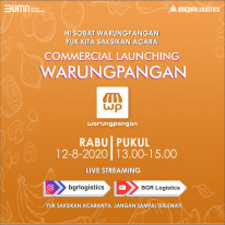 Commercial Launching Warungpangan
