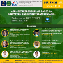 Agri - Entrepreneurship Based on Innovation and Downstream Research