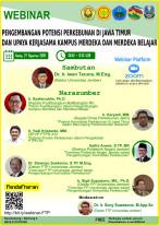 Pengembangan Potensi Perkebunan di Jawa Timur dan Upaya Kerjasama Kampus Merdeka dan Merdeka Belajar