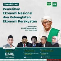 Pemulihan Ekonomi Nasional dan Kebangkitan Ekonomi Kerakyatan