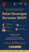 Kelas Keuangan Bersama IWAPI