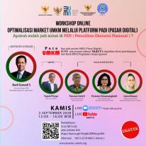 Optimalisasi Market UMKM Melalui Platform PADI (Pasar Digital)