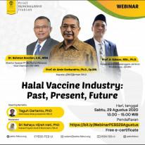 Halal Vaccine Industry : Past, Present, Future