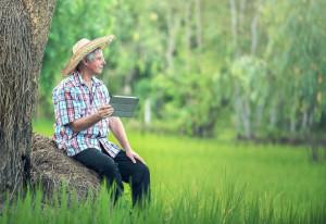 Masa Depan Pertanian Indonesia Adalah Pertanian Digital