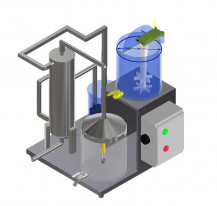 Inovatif, Teknologi Maserasi Portabel Pembuat Bioinsektisida Daun Mimba yang Ramah Lingkungan